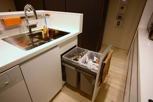 キッチン詳細②